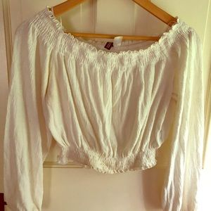 Urban Outfitters gauze top size large